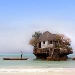 Вечеря на самотна скала в Индийския океан? Защо не!