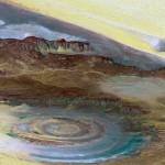Удивителната красота на Окото на Сахара