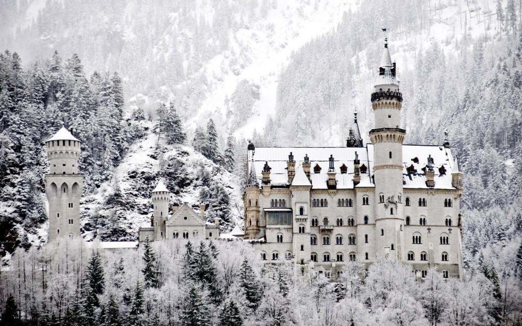 Bavaria-Germany-Neuschwanstein