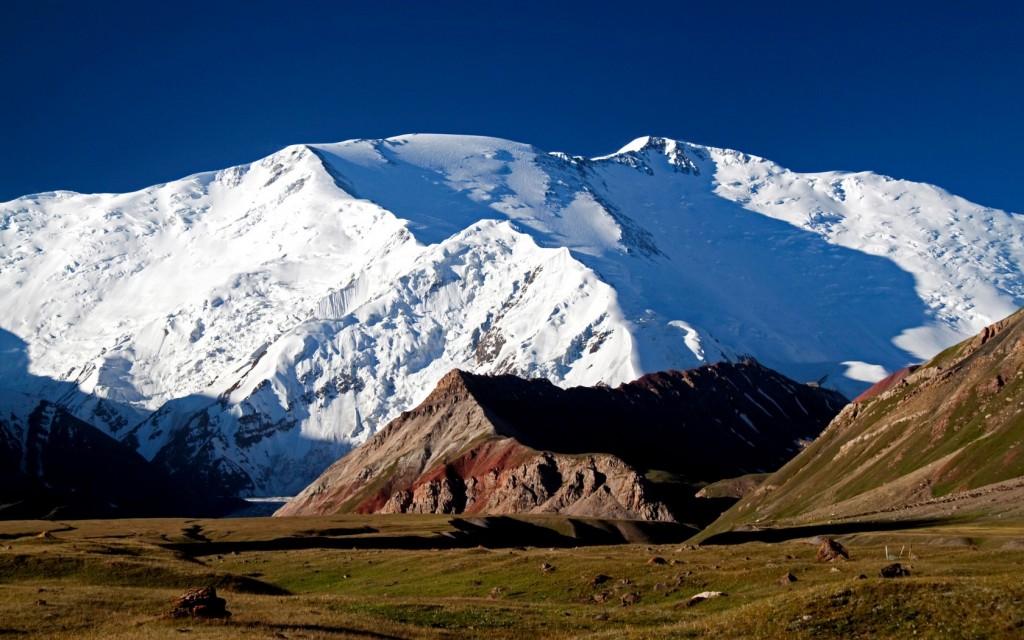 Pamir-Range-Tajikistan