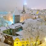 13 невероятно красиви места през зимата