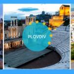 Пловдив в конкуренция с Париж, Виена и Барселона за Най-добра европейска дестинация