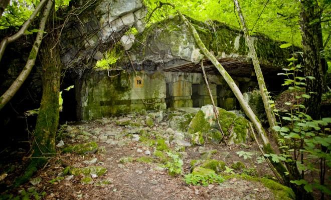 """Добре дошли във Волфсшанце или """"Вълчата бърлога"""" на Адолф Хитлер"""