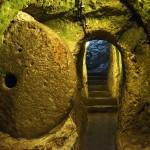 Подземният град Деринкую - мястото, където са живели над 20 хиляди души