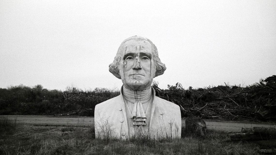 Eerie-Statues-Of-American-Presidents-Forgotten-By-Time