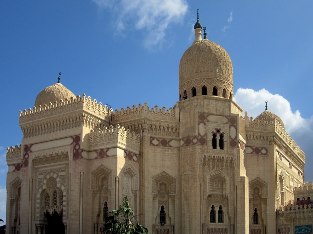 Mosque of Abu Abbas al-Mursi
