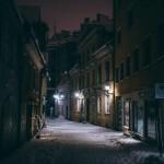 Облечете се добре за среднощна разходка из Талин