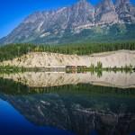 Канадски прелести - паркът Джаспър и водопадът Атабаска