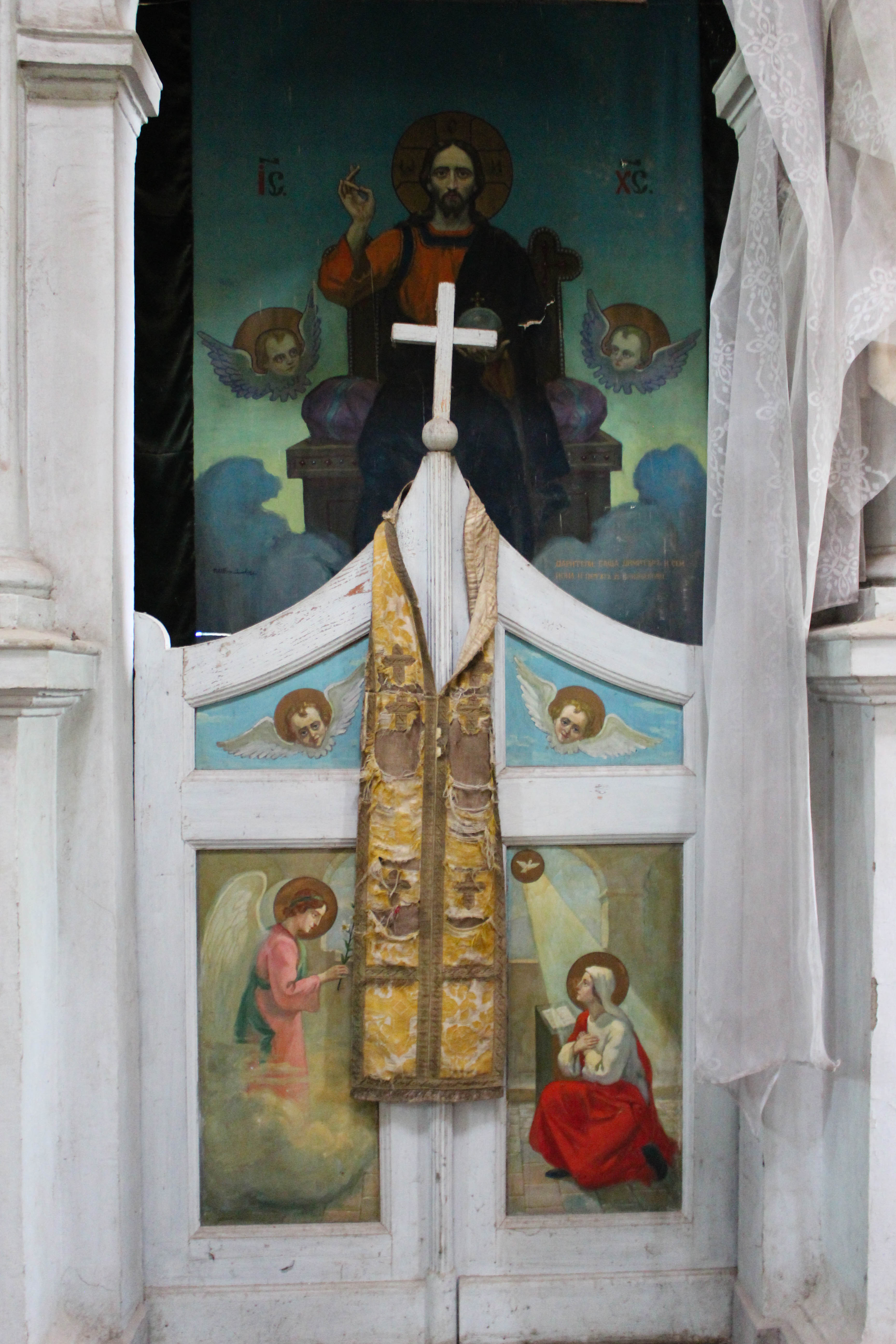 Църквата в село Тлачене или голямата болка на Северозападна България