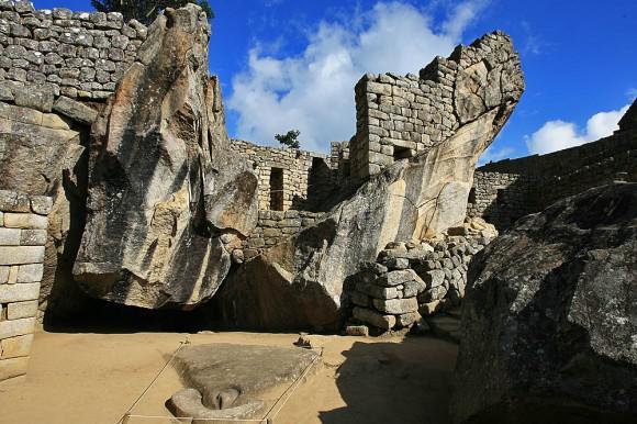Храмът на Кондора, Мачу Пикчу