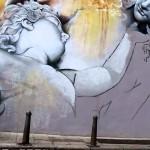 Невероятна улична забележителност дебне край летището във Валенсия