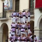 Кастейес - традицията, която показва как народът винаги е над властта