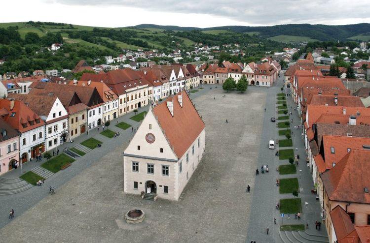 BARDEJOV-Slovakia