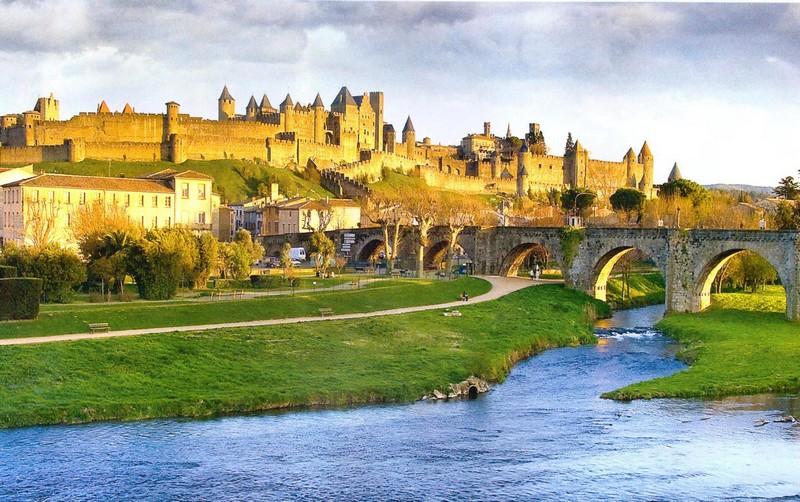 Carcassonne-France-1