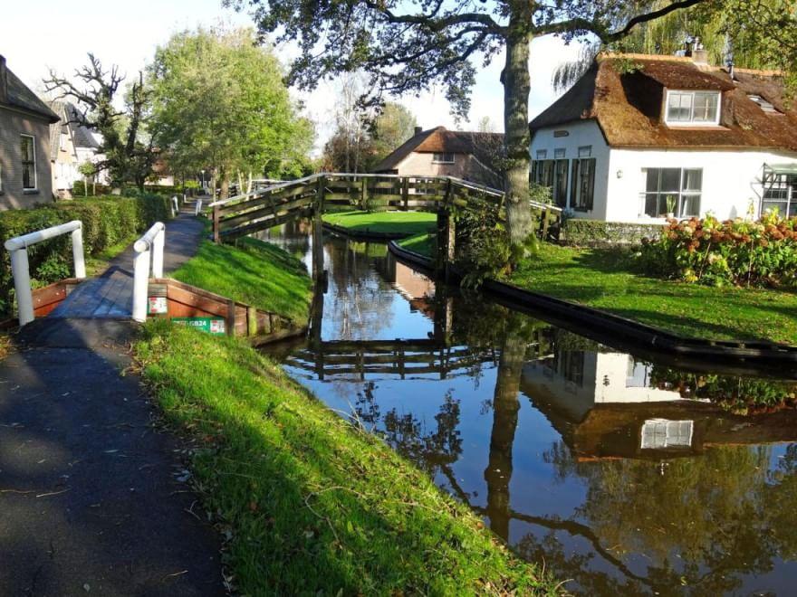 Giethoorn-The-Netherlands