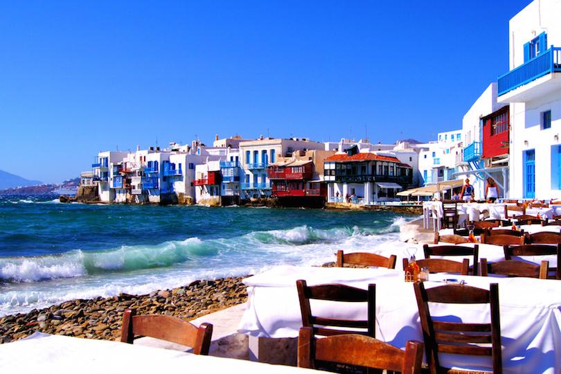 Little Venice, Mykonos