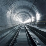 Готард - новият най-дълъг ЖП тунел в света