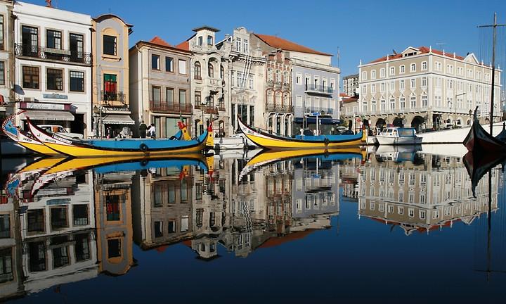 Aveiro-travel-Portugal