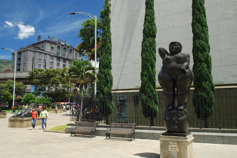 Plaza Botero, Medelln, Colombia