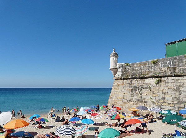 Sesimbra-Portugal-beach