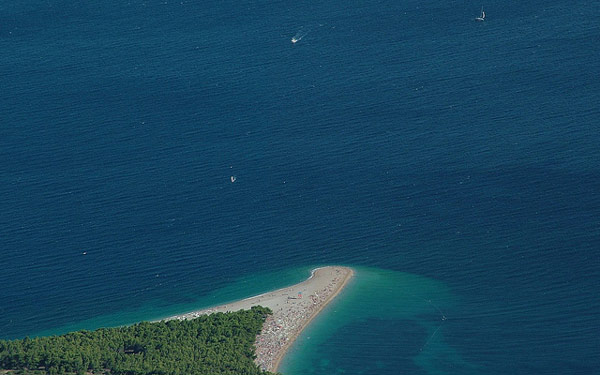 Zlatni-rat-beach-Croatia