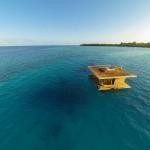Хотелска стая под водата – това наистина е невероятно!