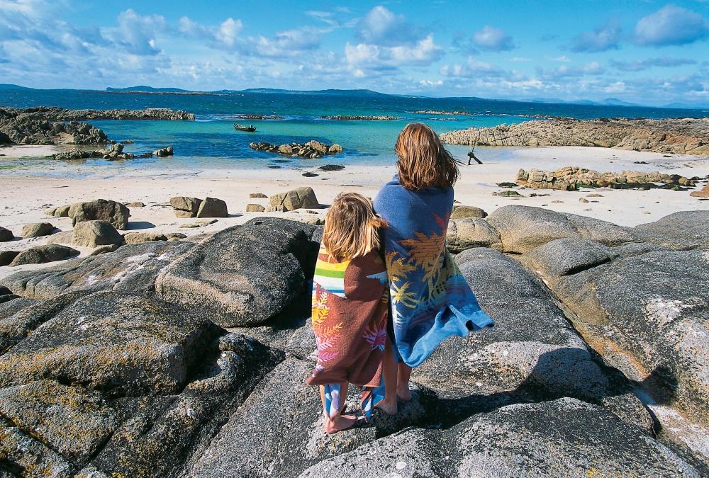 Типично ирландско лято.