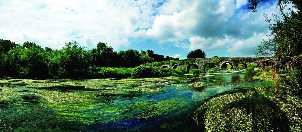 Мостът Глануърт, графство Корк.