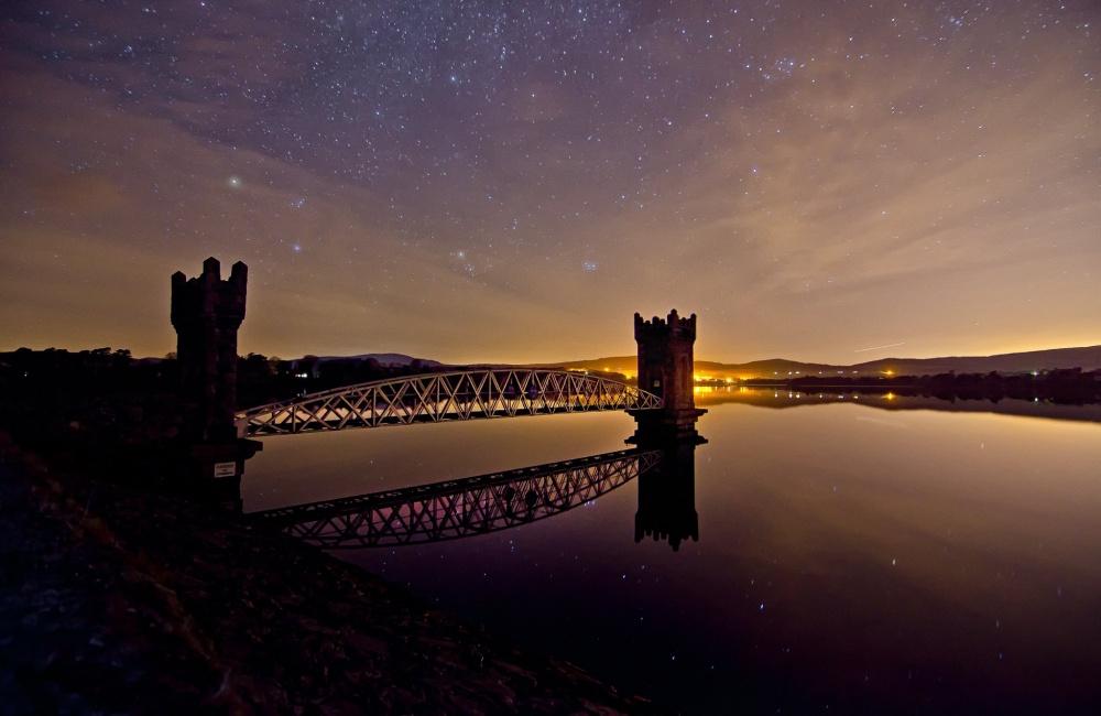 Мост към звездите, Уиклоу.