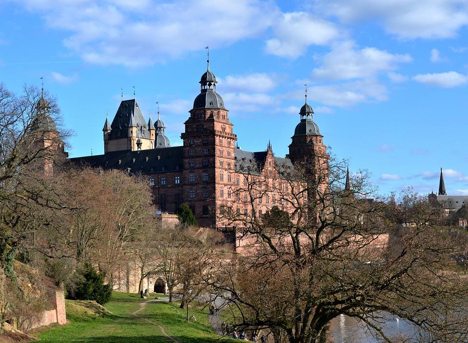 Йоханисбург, Ашафенбург, Германия, замък