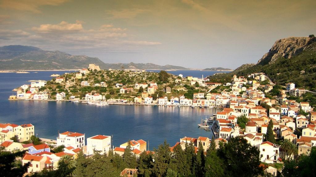 Гърция, пристанище