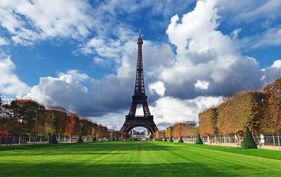 Франция, Айфелова кула