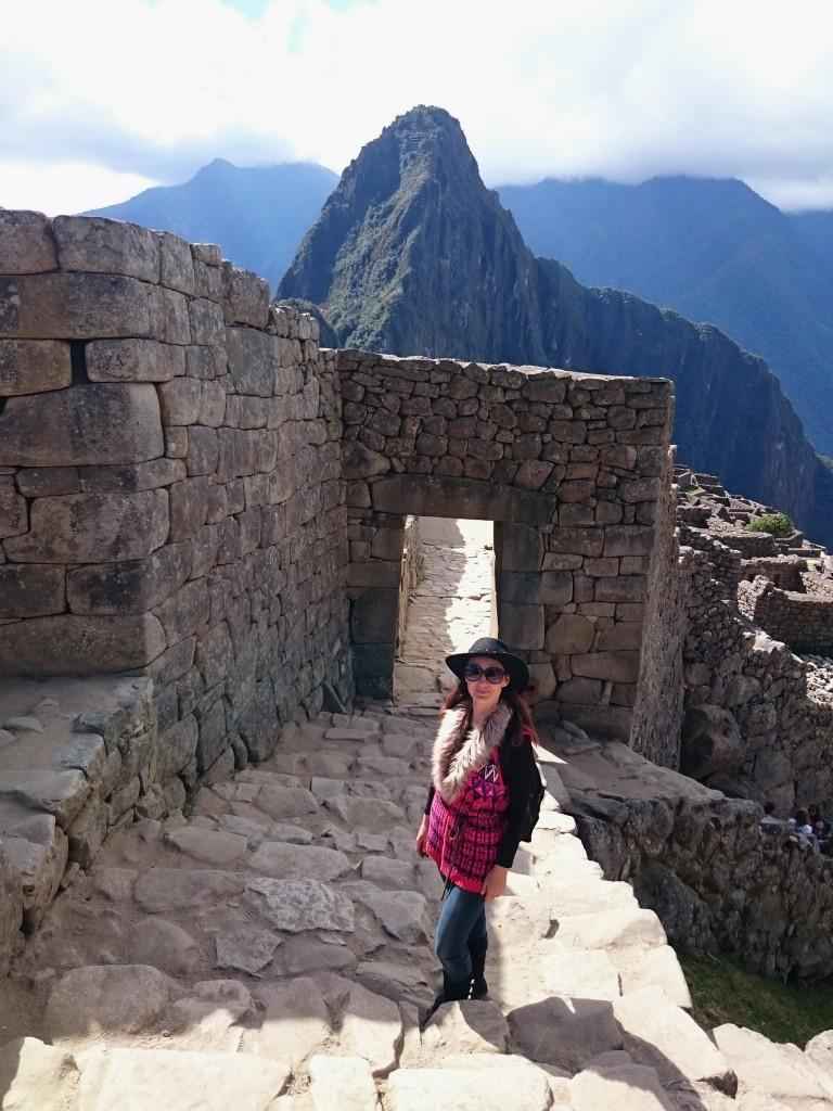 Така изглежда главният вход на Мачу Пикчу за всеки, който идва от Куско