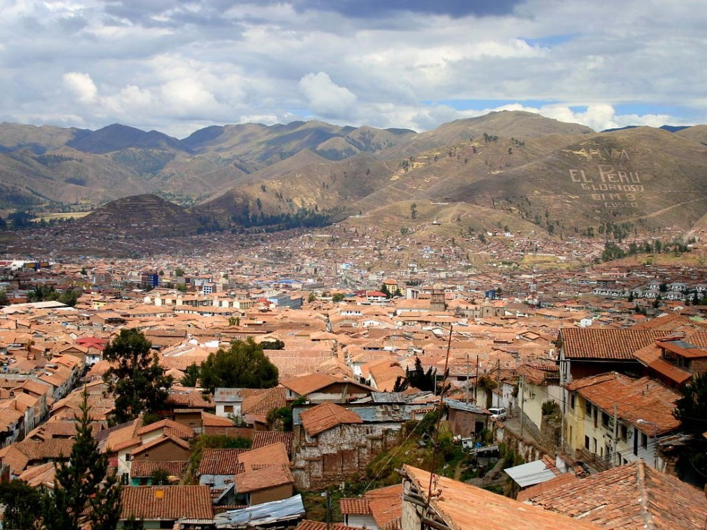 cusco_city view