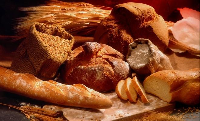 хляб, храна, печива