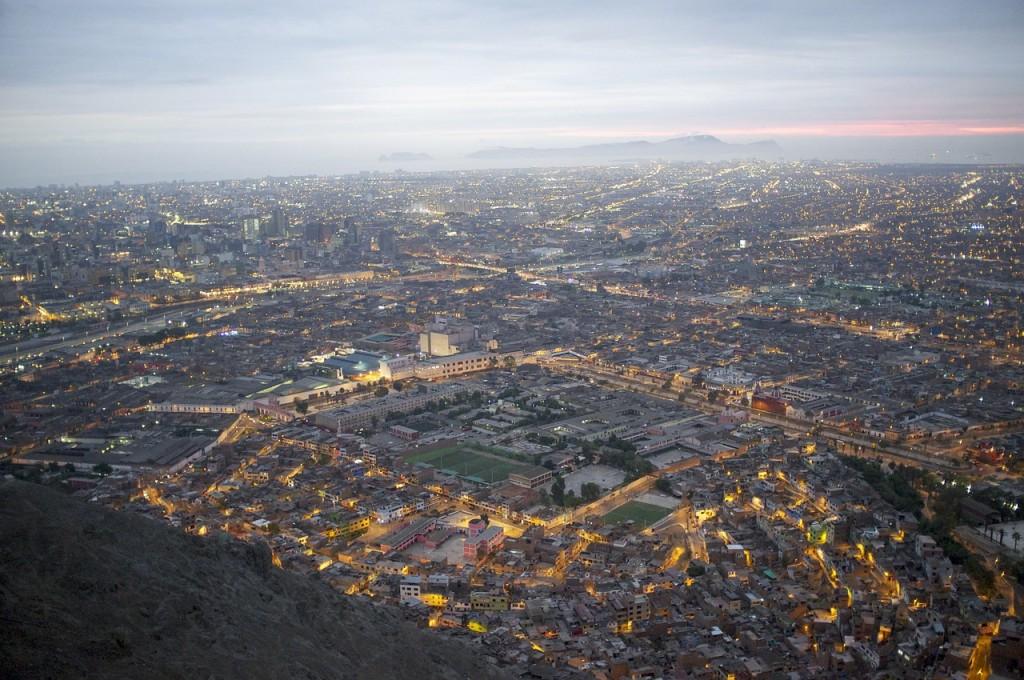 Лима, Перу, столица