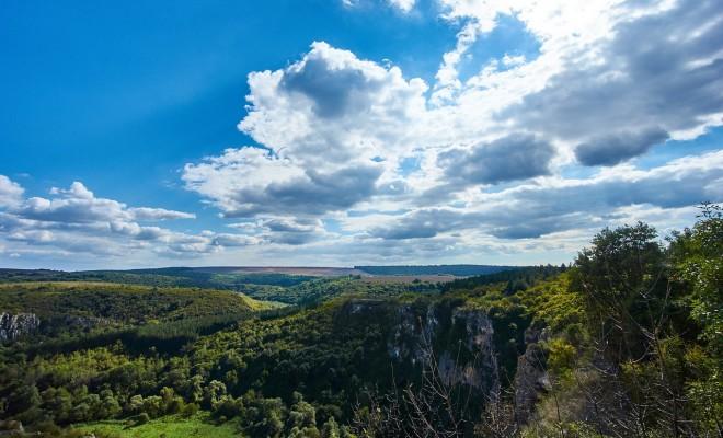 природен парк, русенски  лом