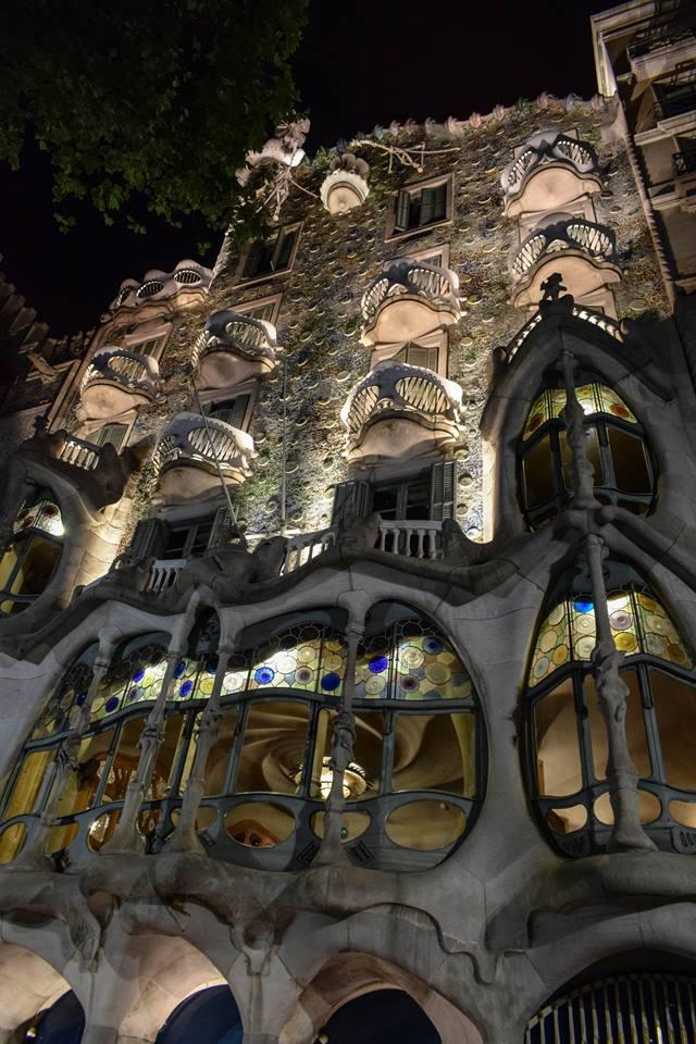 Къща Гауди, Барселона