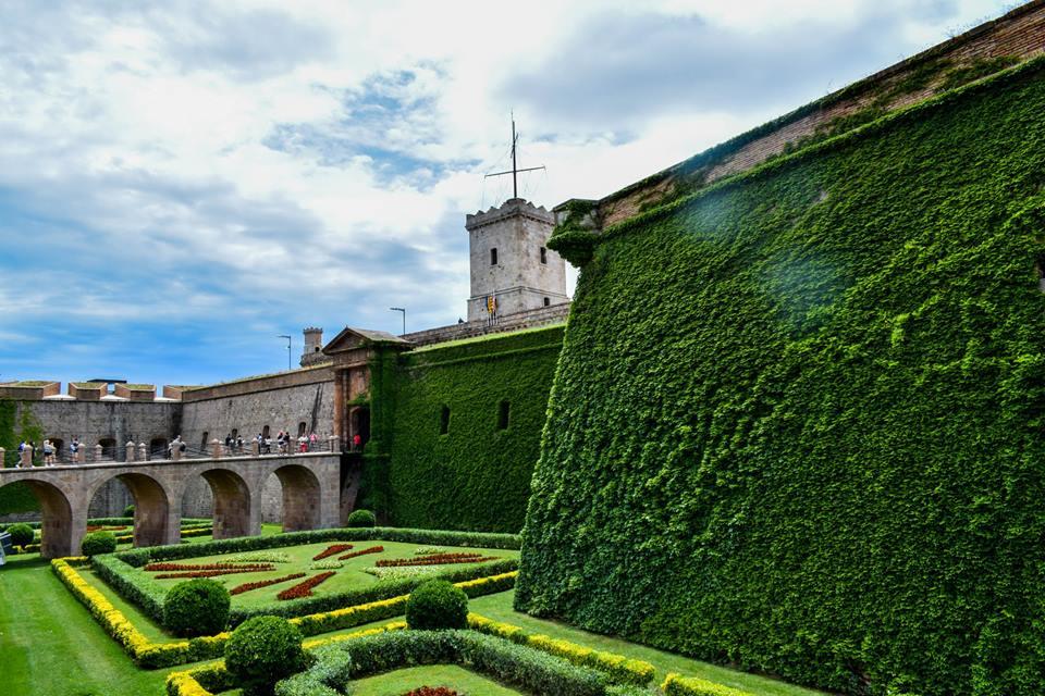 Замък на връх Монжуик, Барселона
