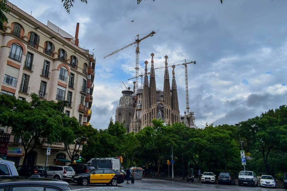 Саграда Фамилия, Барселона