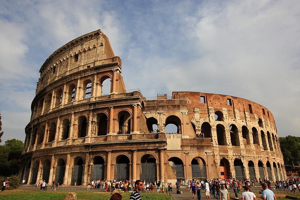 Комизеумът, Рим