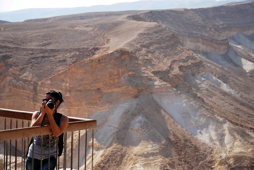 Masada Israel, betty travels
