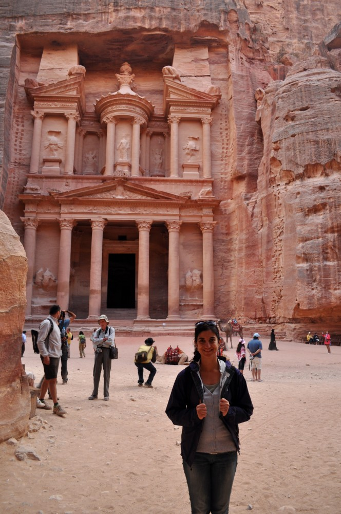 Petra, betty travels