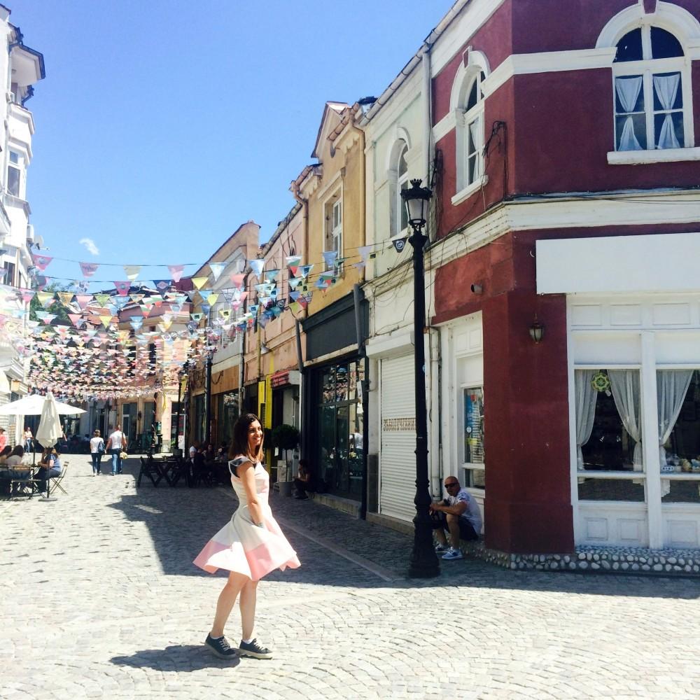 Plovdiv, betty travels