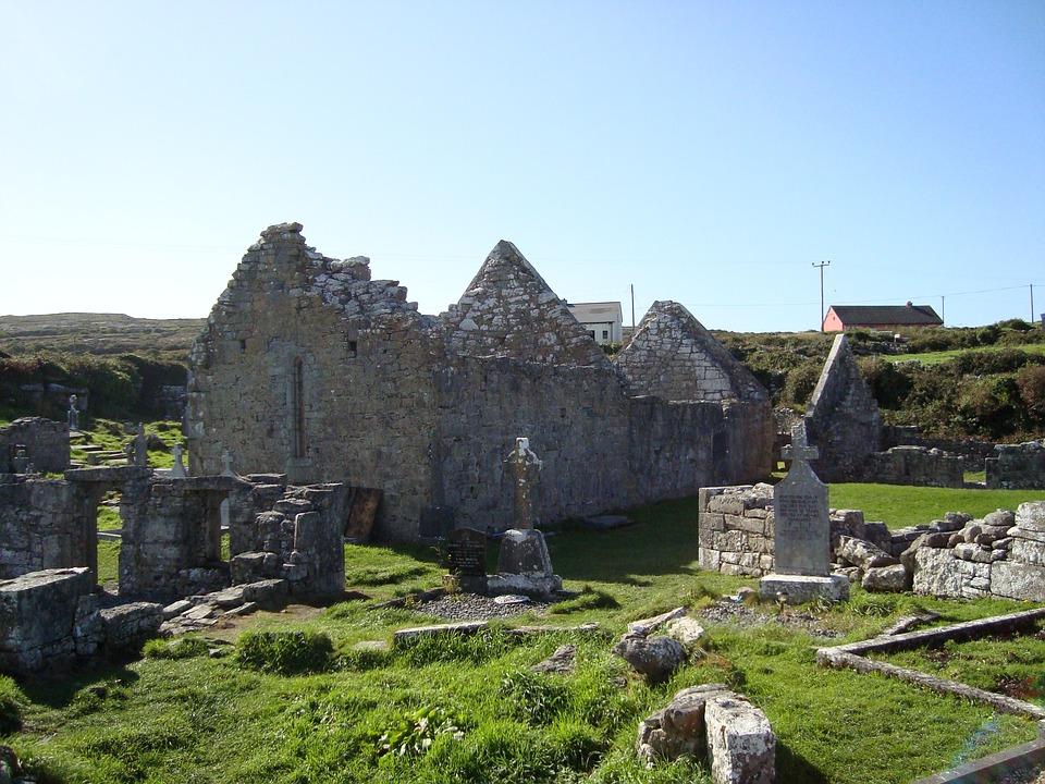 ирландия, ашмор