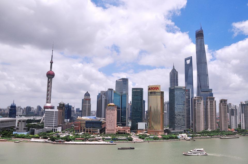 Bund,Shanghai, бундът, шанхай, Китай