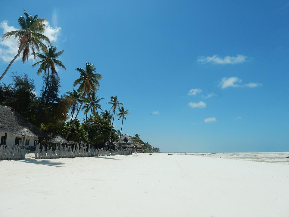 плаж, занзибар