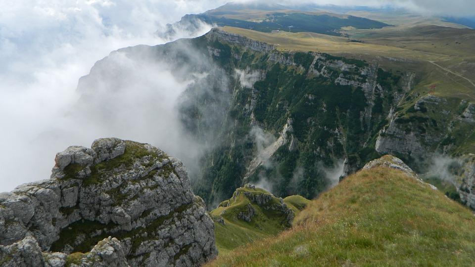 bucegi, планина, румъния