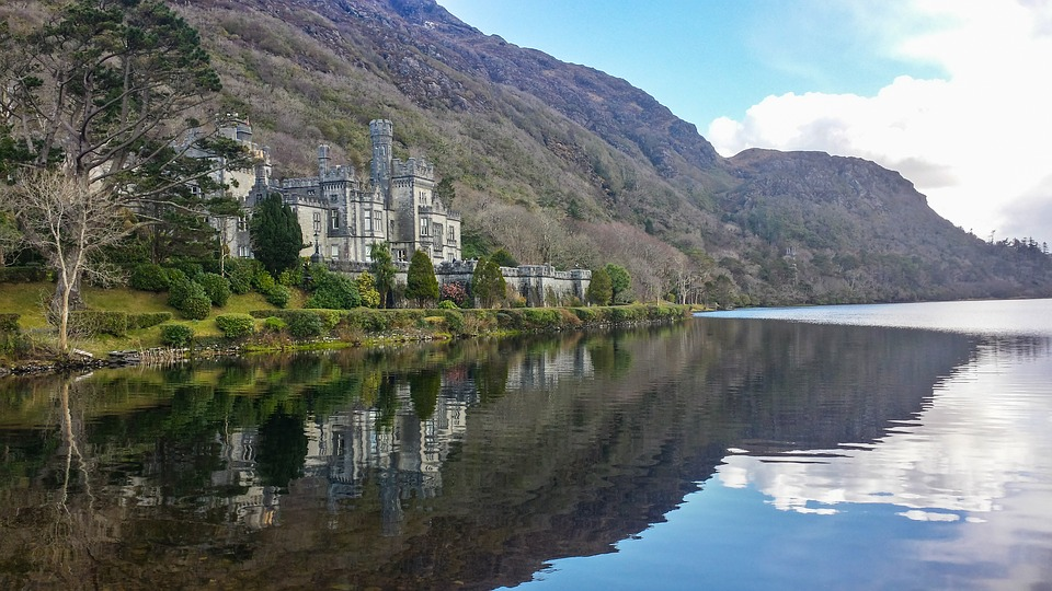 ирландия, Кайлмор абатство