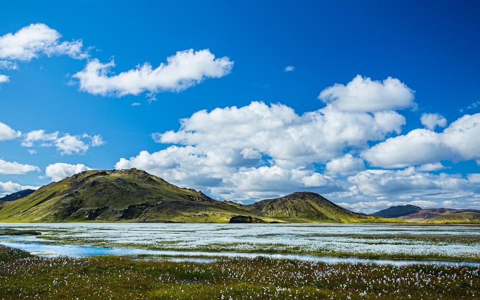 исландия, природен парк, плато